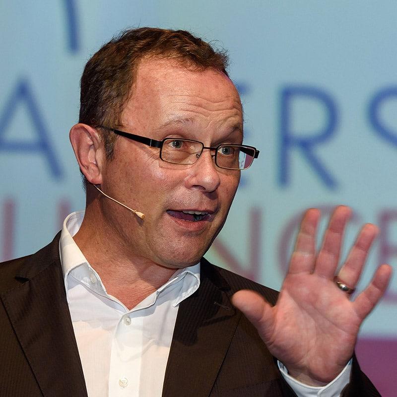 Verkaufstrainer Ingo Vogel: Der Mensch