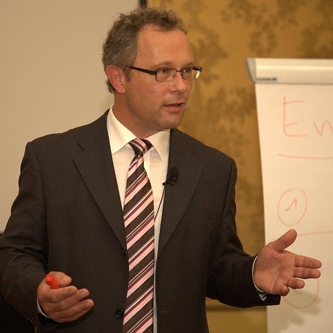 Verkaufstrainer Ingo Vogel Seminare